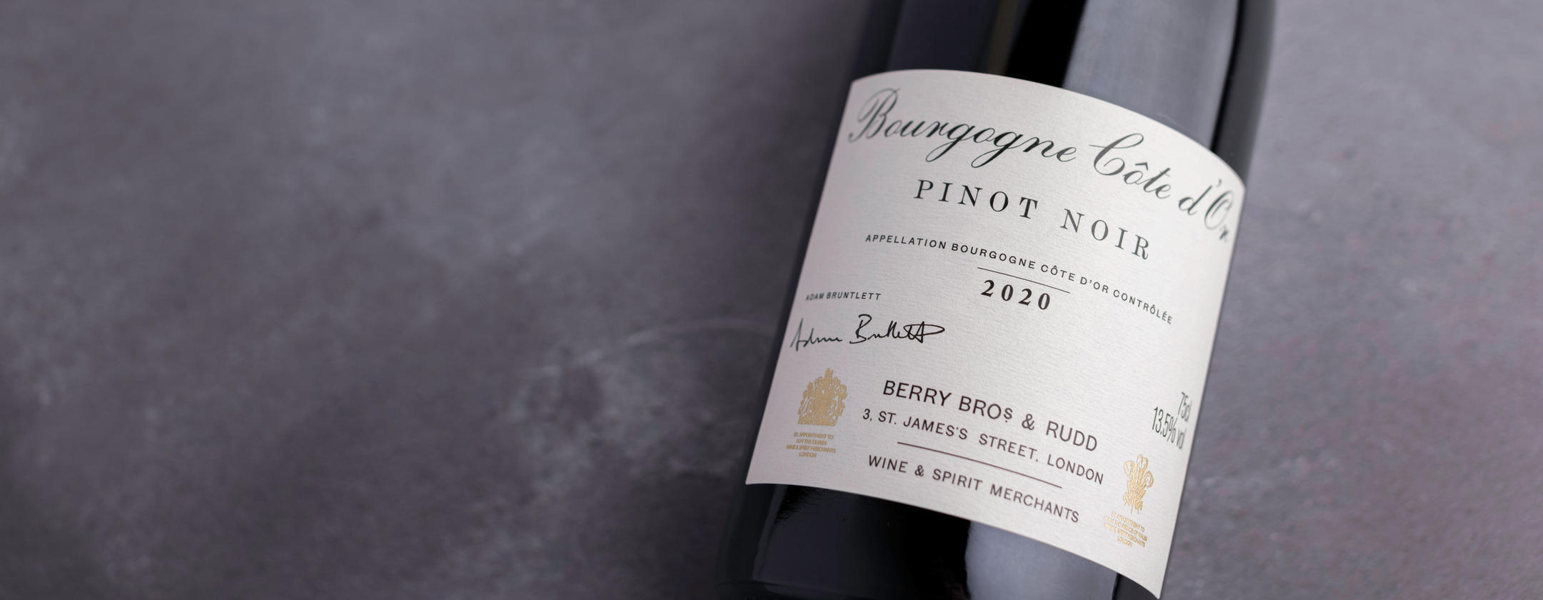The new vintage _ Our 2020 Own Selection Bourgogne<br>by Benjamin Leroux