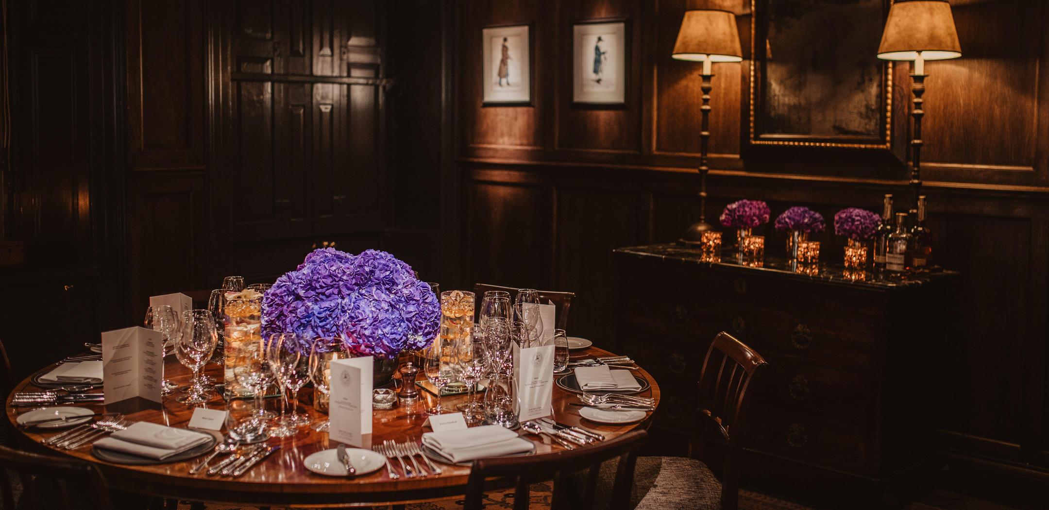 Kingsman Dinning Room