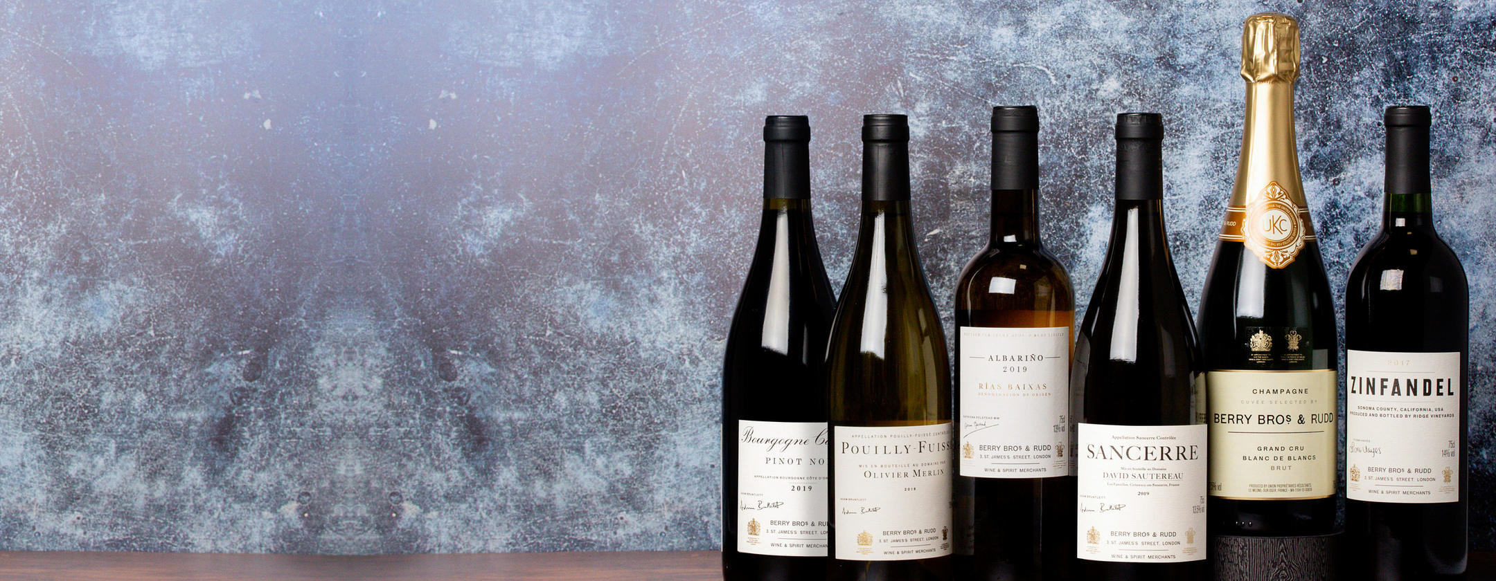Highlights from our Own Selection  _ The stories behind our wines