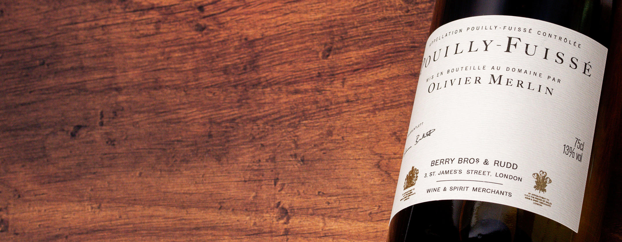 Rich, generous and fresh _ Discover our Pouilly-Fuissé