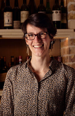Barbara Drew MW, Wine educator at Berry Bros. & Rudd