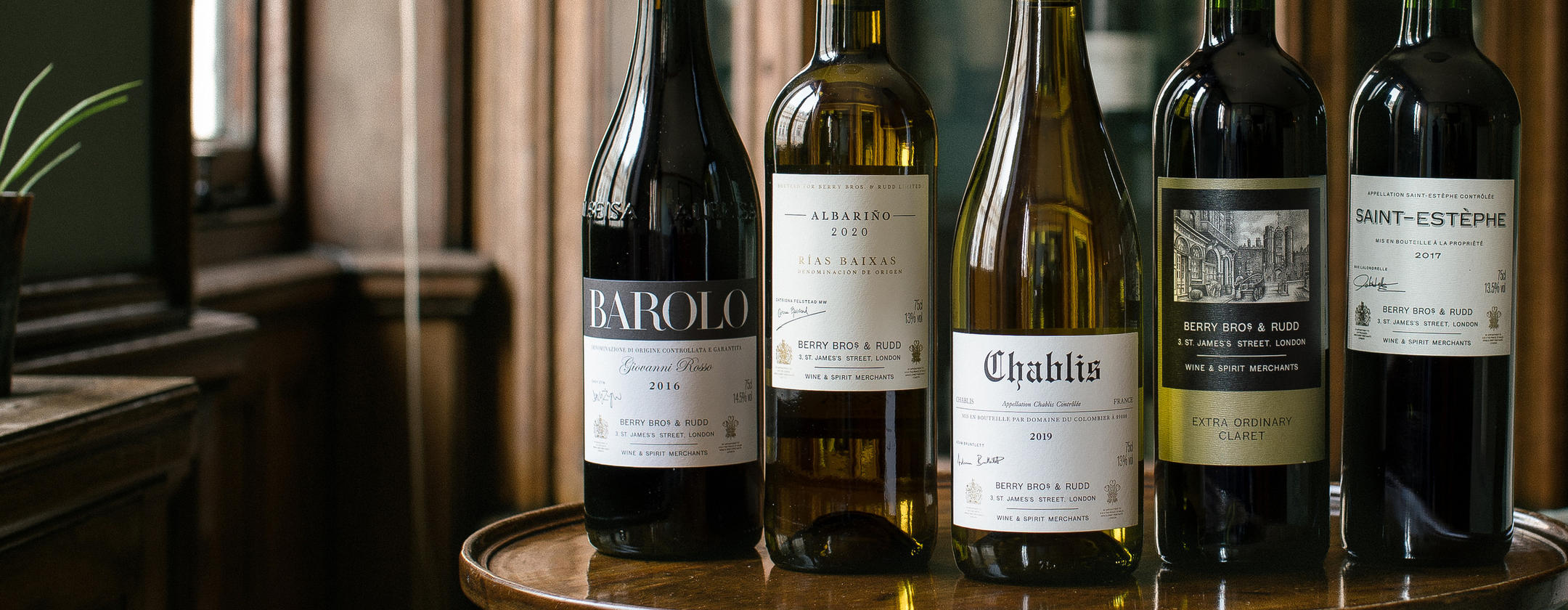 Own Selection <br>wines for autumn _ Discover our favourite bottles