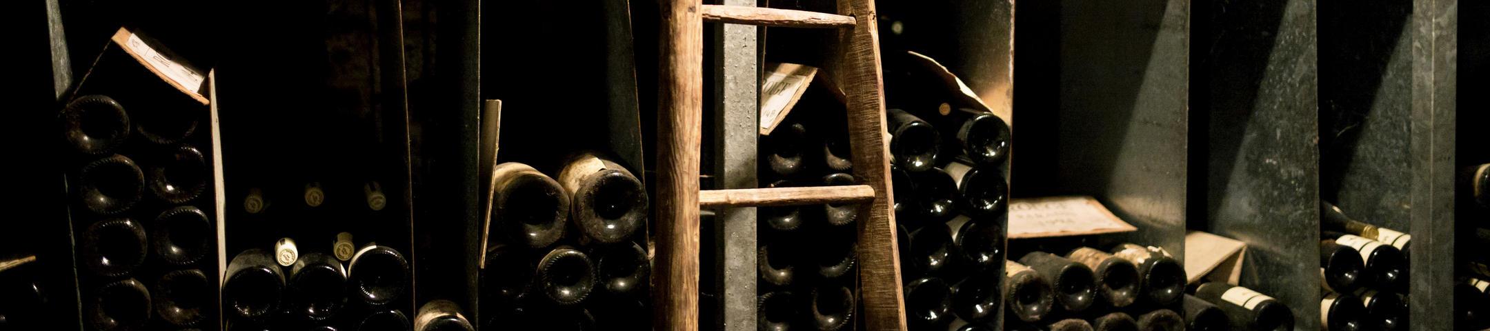 The buyer's cellar
