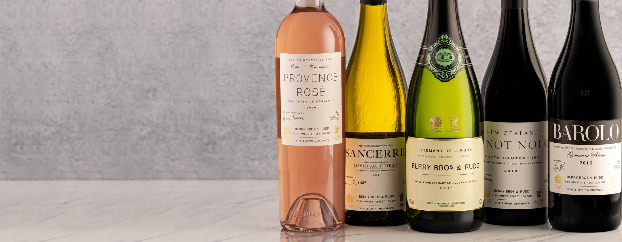 Own Selection wines _ perfect for spring