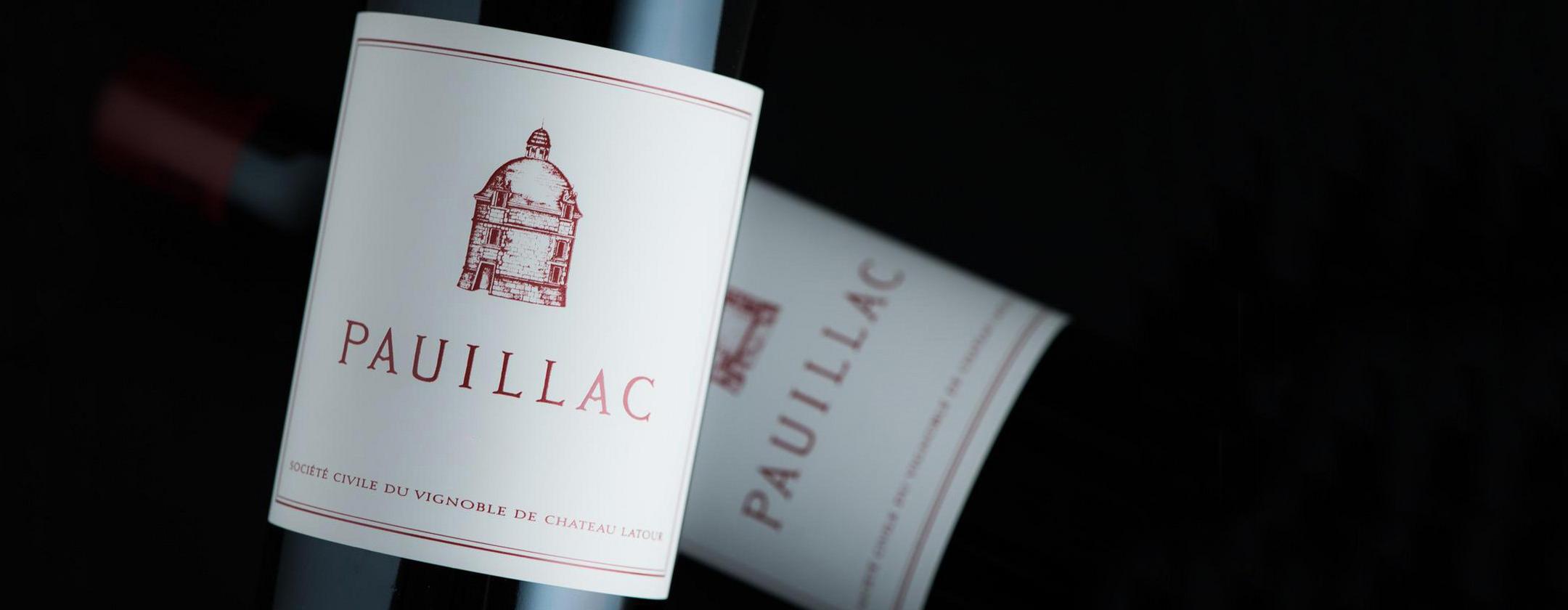 2016 Pauillac<br>de Latour _ New release