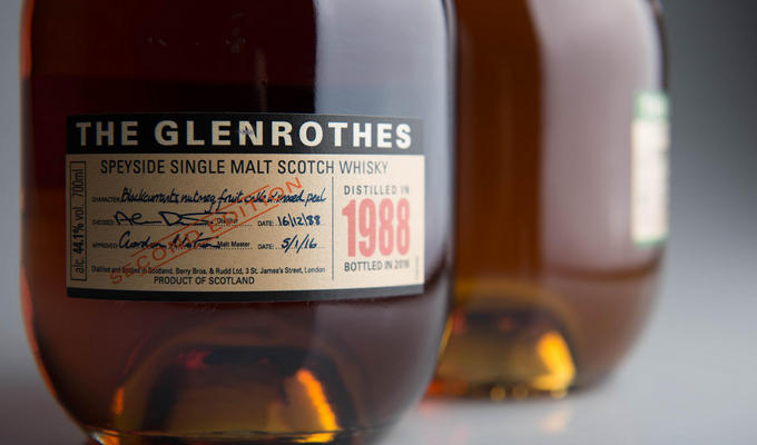 Rare Scotch Whisky