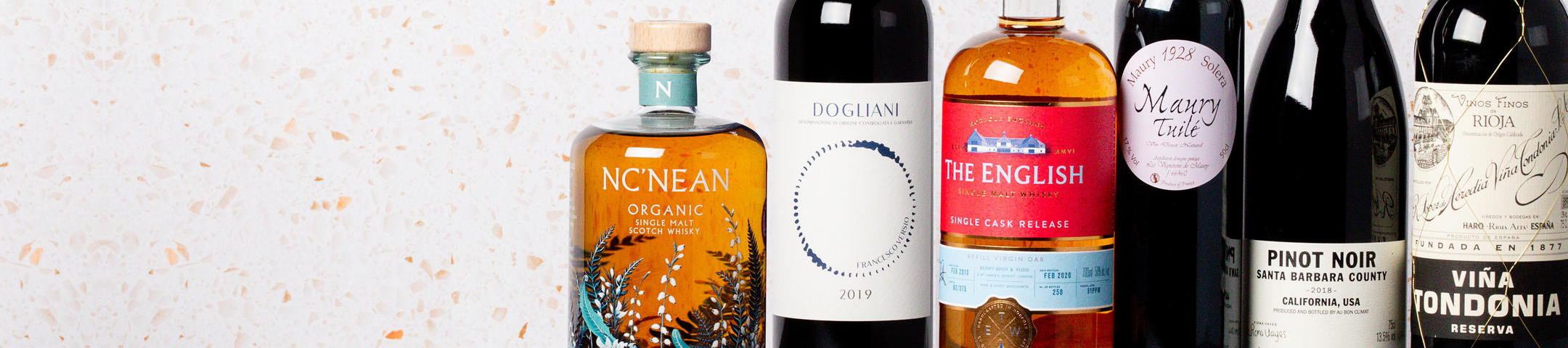 Our favourite bottles of 2020
