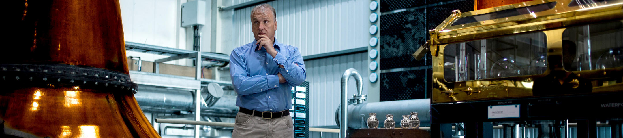 Mark Reynier on Waterford's quest for terroir