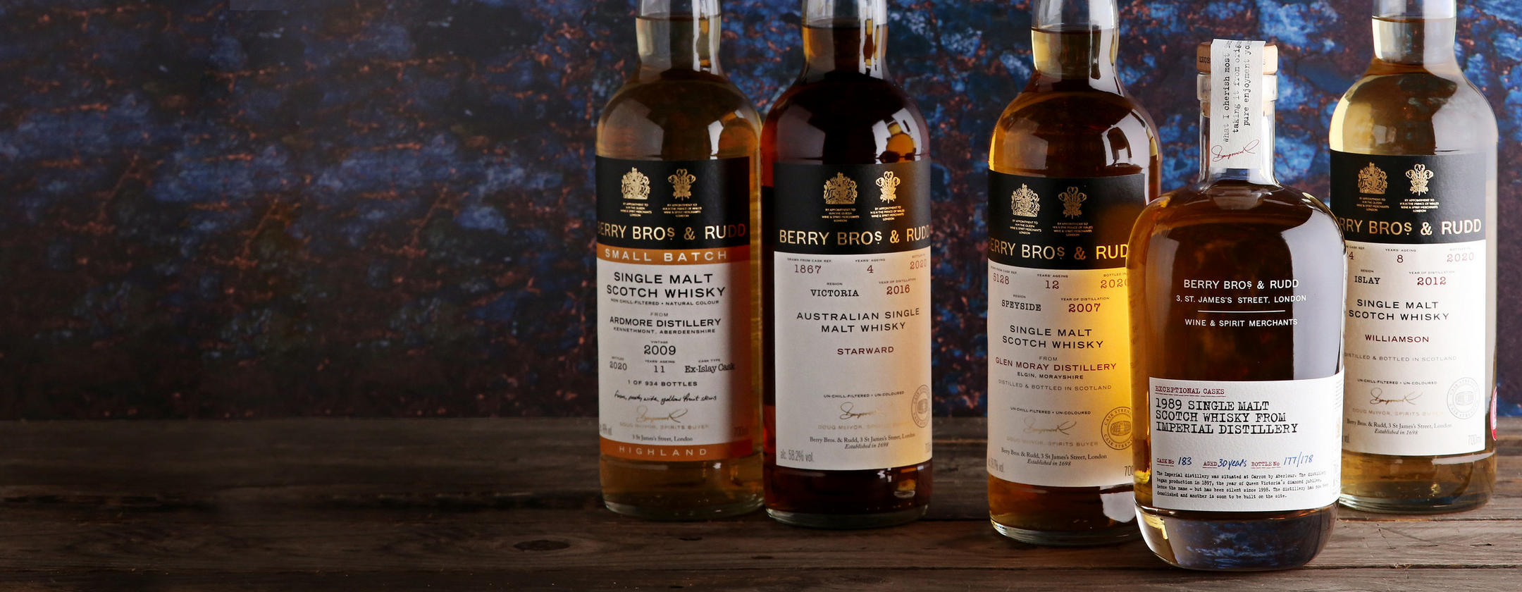 Own Selection limited-edition spirits release  _