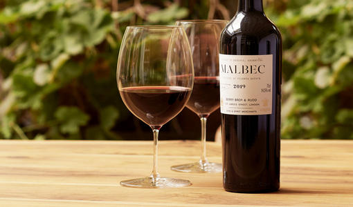 Save 20%  - on cases of our Argentinian Malbec