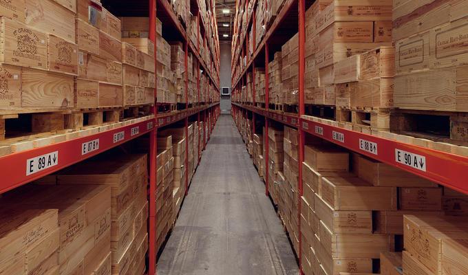 Wine Storage at Berry Bros. & Rudd