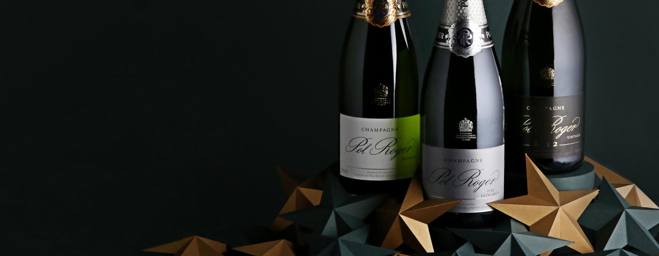 Enjoy 20% off Pol Roger Champagne  _