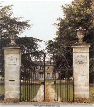Chateau les Cruzelles