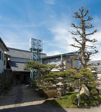 Hayashi Honten Brewery