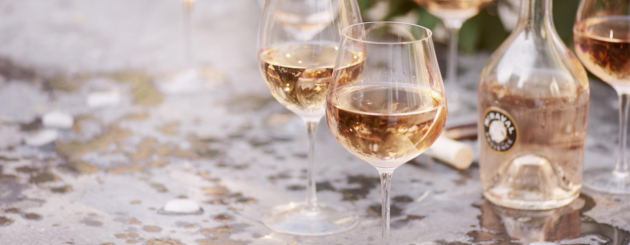 Perfect pinks _ Our range of refreshing rosé