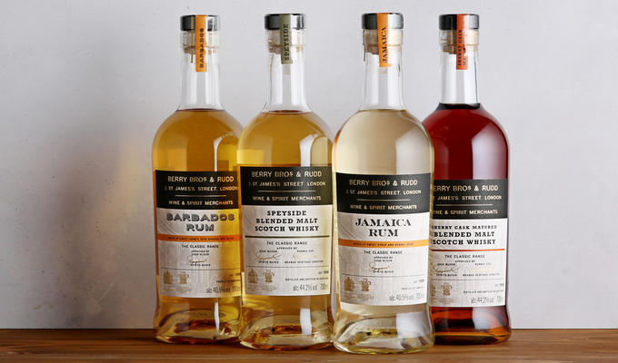Save 25% on our Classic whiskies and rums