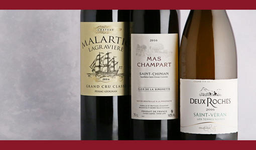 Explore all French wine in our Sale