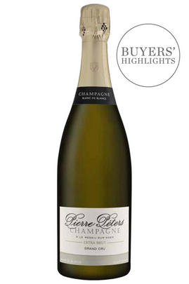 Champagne Pierre Peters, Blanc de Blancs, Grand Cru, Extra Brut