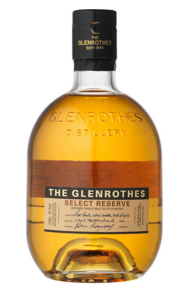 The Glenrothes Select Reserve, Speyside, Single Malt Whisky, 43%