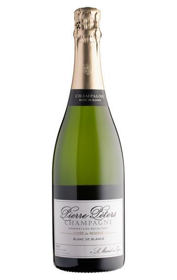Champagne Pierre Peters, Cuvée de Réserve, Blanc de Blancs, Grand Cru, Brut