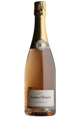 Champagne Gaston Chiquet, Rosé, 1er Cru, Brut