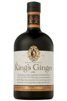 The King's Ginger Liqueur (41%) UK customers only