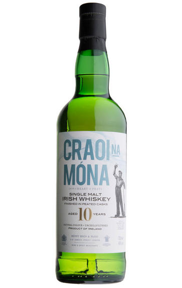 Craoi na Móna, 10-year-old, Irish Whiskey (46.0%)