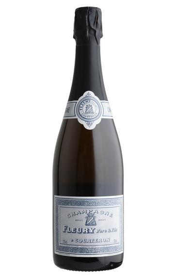 Champagne Fleury, Blanc de Noirs, Brut, 1929 Label