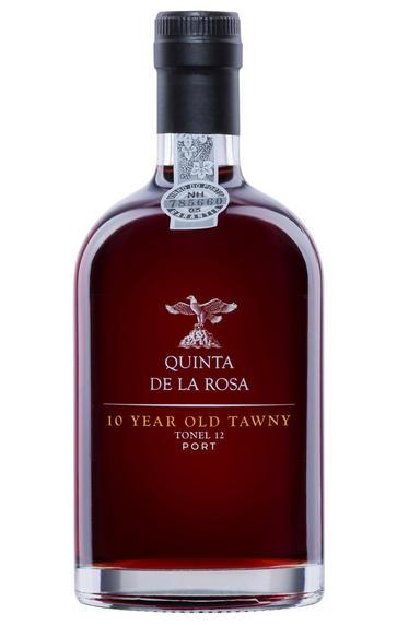 Quinta de la Rosa, Tonel No. 12, 10-Year-Old, Tawny Port, Portugal