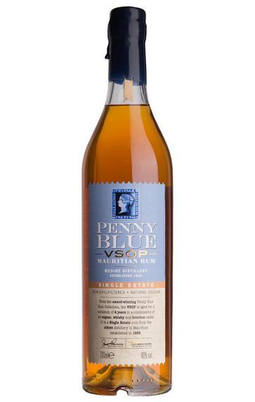 Penny Blue, VSOP, Mauritian Rum, 40.0%