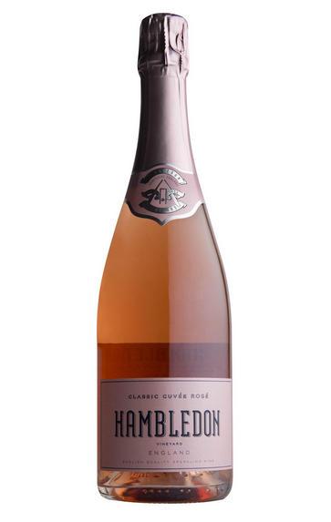 Hambledon, Classic Cuvée Rosé, Sparkling, Hampshire
