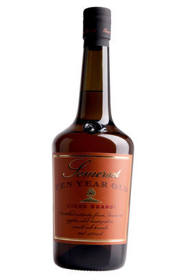 Somerset Cider Brandy, 10-year-old (42%)