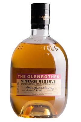 The Glenrothes, Vintage Reserve, Speyside, Single Malt Scotch Whisky (40%)