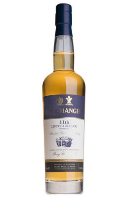 Blue Hanger, 11th Release, Blended Malt Whisky (45.6%)