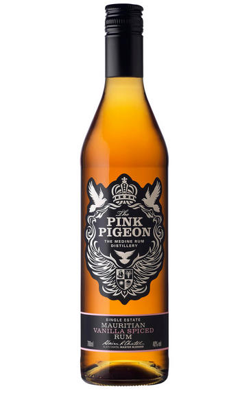 The Pink Pigeon, Mauritian Rum (40%)