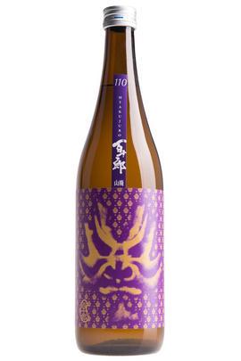 Purple Warrior, Hyakujyuro Yamahai Junmai Sake, Hayashi Honten Brewery
