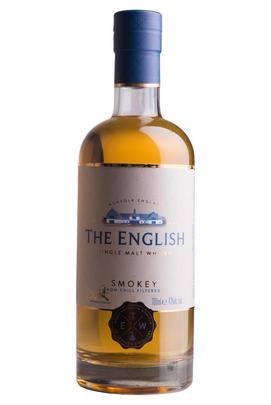 English Smokey Single Malt Whisky, 43.0%