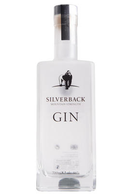 Silverback, Mountain Strength Gin, 46.0%