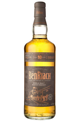 Benriach 10 Year-Old, Speyside, Single Malt Scotch Whisky, 43.0%