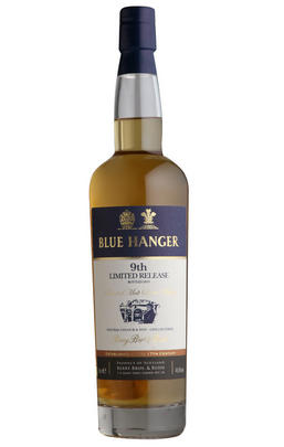 Blue Hanger Blended Malt Whisky, 9th Release