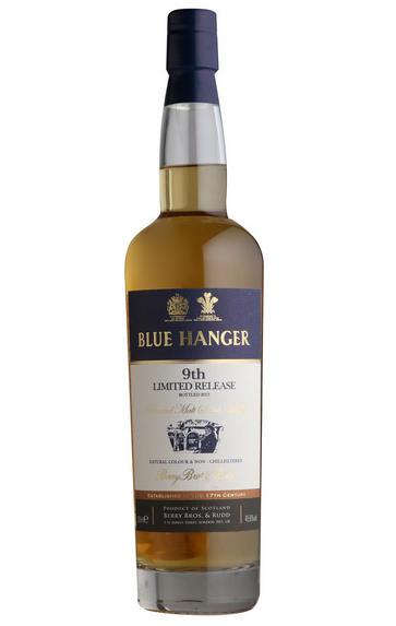 Blue Hanger Blended Malt Whisky, 9th Release