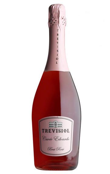 Prosecco Trevisiol, Cuvée Edoardo, Rosé, Brut, Veneto, Italy