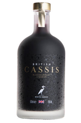 British Cassis, White Heron Drinks, Jo Hilditch