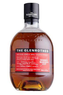 The Glenrothes, Whisky Makers Cut, Speyside, Single Malt Scotch Whisky (48.8%)