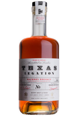 Texas Legation Batch No. 2, Texas Bourbon Whiskey 46.2%