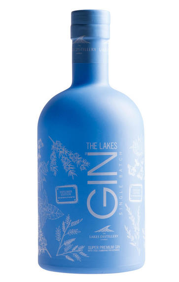 Explorer Edition, The Lakes Gin, The Lakes Distillery, 47.1%