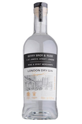 Berry Bros. & Rudd London Dry Gin, (UK Customers Only) 40.6%