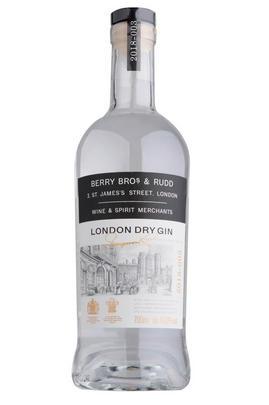 Berry Bros. & Rudd London Dry Gin (40.6%)