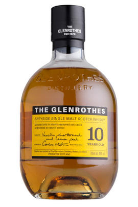 The Glenrothes, 10-year-old, Speyside, Single Malt Scotch Whisky (40%)