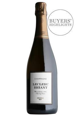 Champagne Leclerc Briant, Réserve, Brut